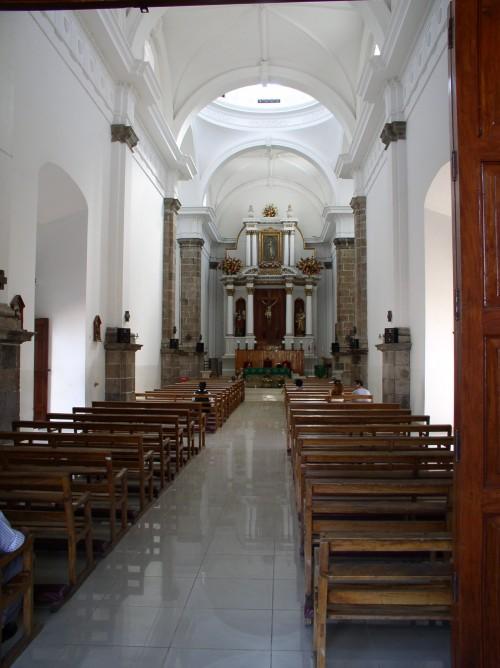 Templo Parroquial, Comala, Colima