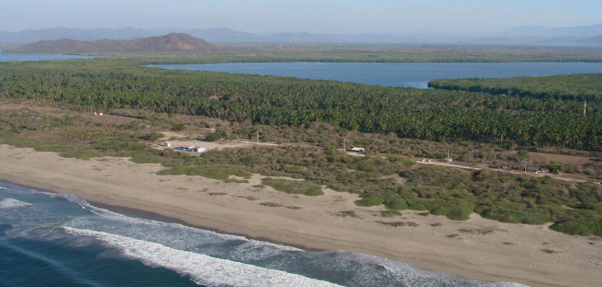 Playas Of Oaxaca Laguna De Chacahua