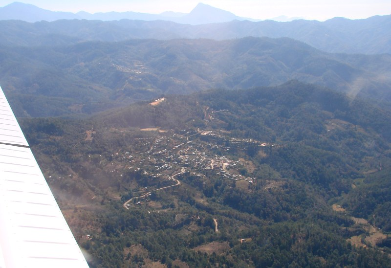 San Mateo Río Hondo, Oaxaca