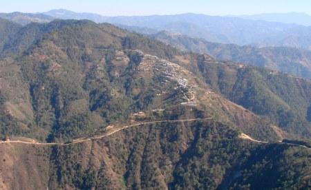 Sierra Madre Del Sur Sierra Madre Del Sur Mountai