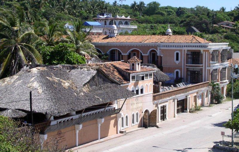 Hotel Santa F 233 Puerto Escondido